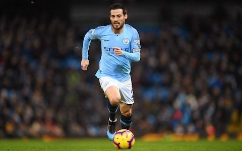 David Silva leaving Manchester City is the end of an era - he is the cool head amid the chaos