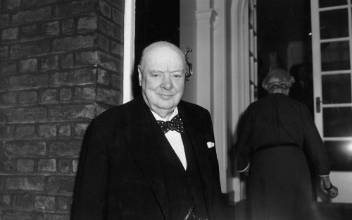 Sir Winston Churchill quotes: The famous lines that he never said