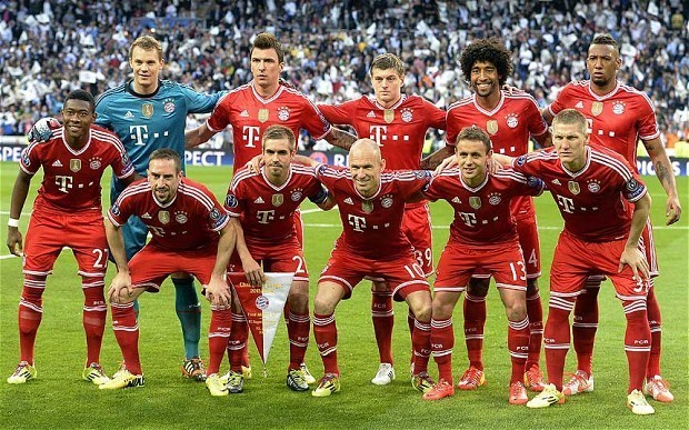 Real Madrid v Bayern Munich: player ratings