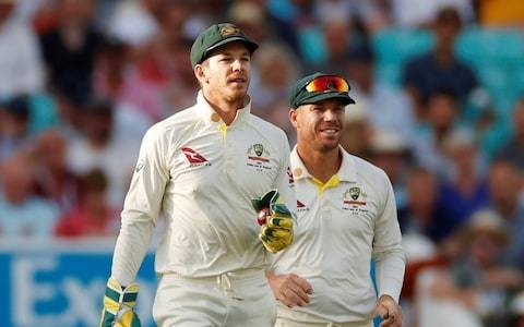 He's no Ricky Ponting, but fellow Tasmanian Tim Paine can boast that he has retained the Ashes