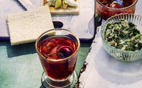 Diana Henry on the art of the apéritif: bitter-sweet drinks and salty snacks