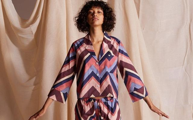 7 of the best British brands to buy chic pyjamas from