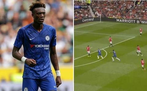 Tammy Abraham scouting report: Chelsea striker makes dangerous runs but must be more robust in possession