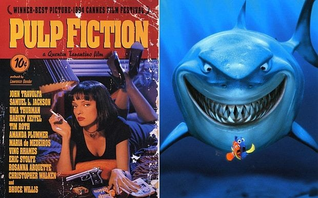 Why Finding Nemo could be more traumatic for kids than Pulp Fiction