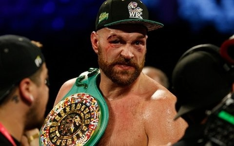 Lethargic Tyson Fury lacked power and timing in Sin City. He has to be back to his elusive best when Deontay Wilder calls