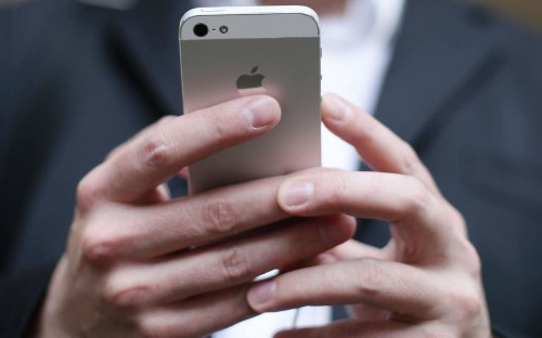 iPhone spying bugs revealed by Wikileaks have been fixed, Apple says