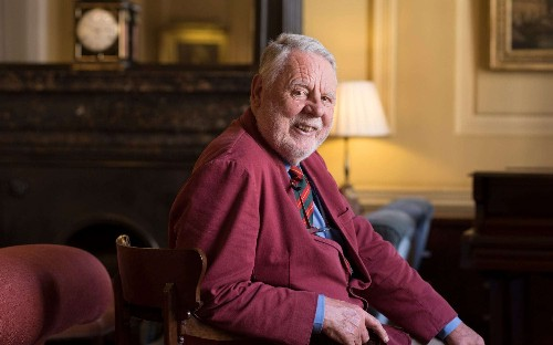 Terry Waite: What my years in captivity taught me about coping with isolation