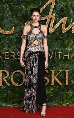 Kaia Gerber wins Model of the Year- and all the other winners at the Fashion Awards 2018