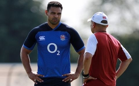England centre Ben Te'o signs for Toulon following omission from Eddie Jones' Rugby World Cup squad