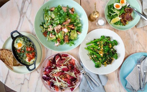 Bill Granger's recipes for the ultimate Christmas brunch
