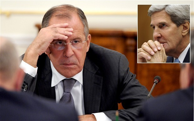 Syria: Russian plan for destruction of chemical weapons leaked