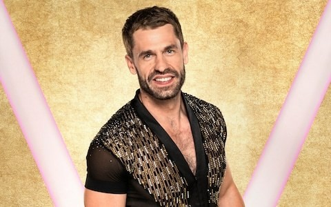 Kelvin Fletcher could be Strictly's ballroom blessing in disguise