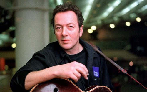 Joe Strummer's widow tells how she found The Clash singer's lost tapes in their Somerset barn