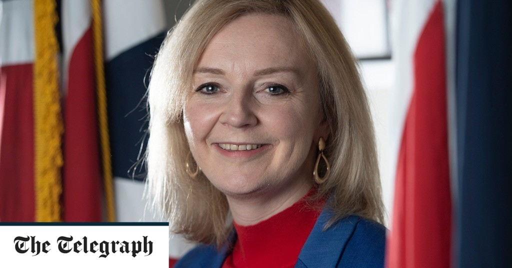 Liz Truss: Post-Brexit trade deals can help 'turbocharge' the economy