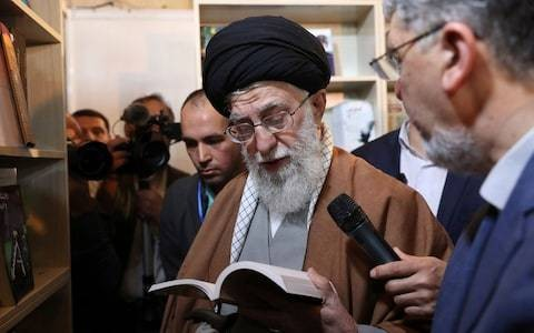 Iran says sanctions on supreme leader mark 'permanent closure' of diplomatic solution