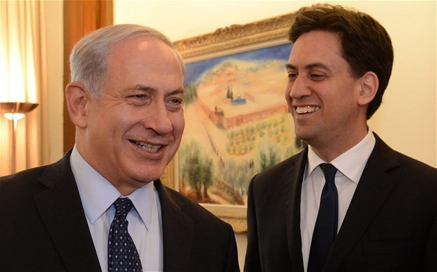 Ed Miliband's hope to be 'Britain's first Jewish PM'