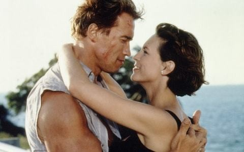 Comic Muslim terrorists and a Jamie Lee Curtis striptease: was True Lies the last wholly un-PC action film?