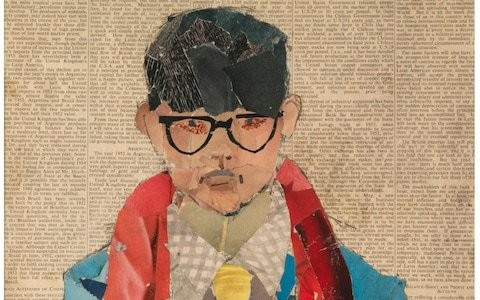 Hockney: Drawing from Life review, National Portrait Gallery - as intimate as it gets, and barely a swimming pool in sight