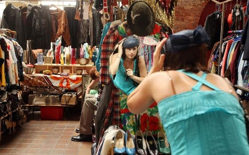 London street markets: the best for fashion