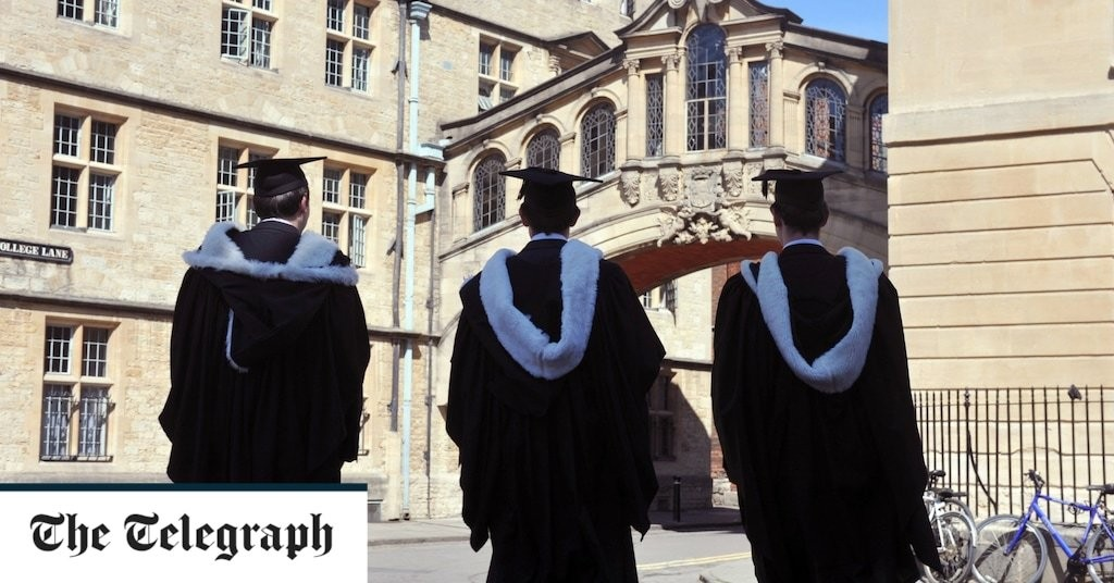 Britain's universities have become indoctrination camps. A reckoning is long overdue