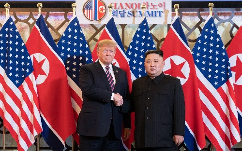 US ramps up pressure on North Korea with new sanctions