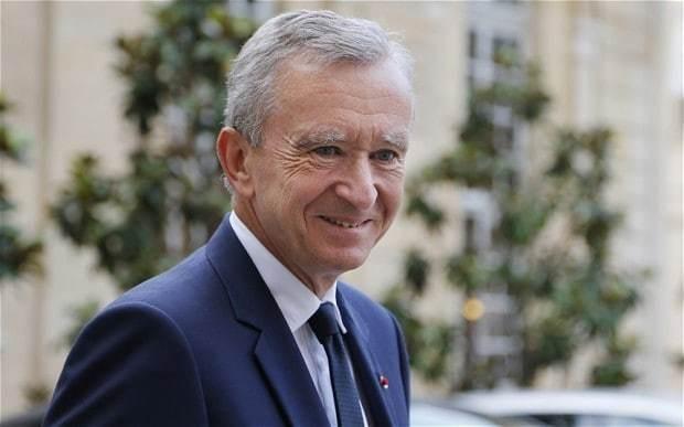 France's richest man Bernard Arnault 'drops bid to become Belgian'