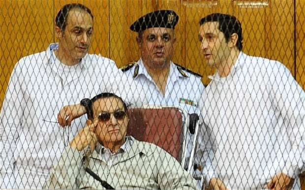 Hosni Mubarak says US plotted to overthrow him in Egypt from 2005