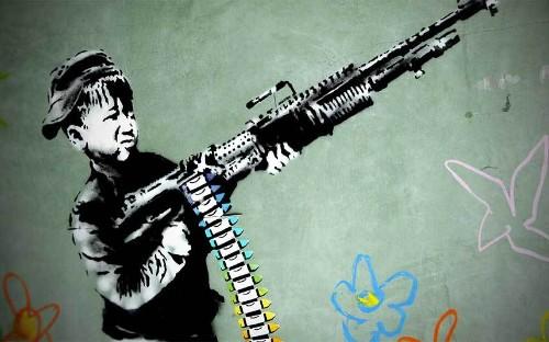 Banksy around the world