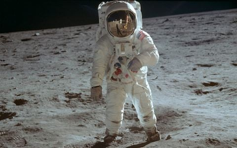 The poetry of the Moon landing: the story behind 'one small step for man'