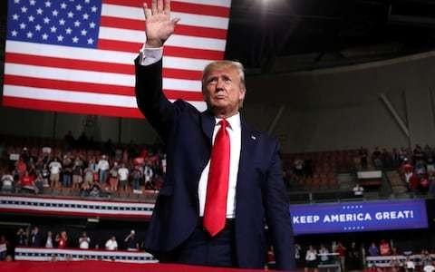 Donald Trump calls Jews who vote Democrat 'disloyal'