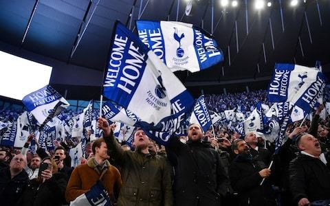 Exclusive: Tottenham under pressure to stop fans singing Y-word in renewed drive to combat anti-Semitism