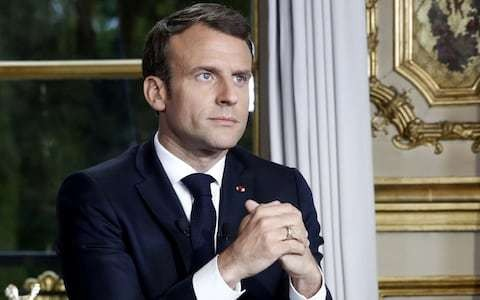 Macron's polls rise to highest level since yellow vest revolt as French approve his handling of Notre-Dame fire