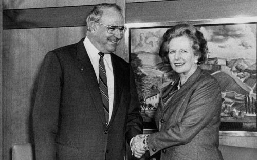 Margaret Thatcher had deep misgivings over reunification of Germany, National Archives reveal