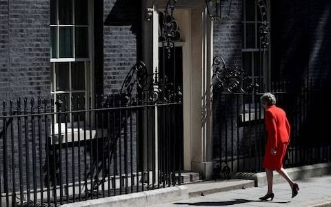 Theresa May's premiership sank without trace