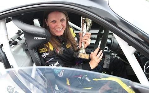 Nathalie McGloin and the driving progress for disabled women in motorsport