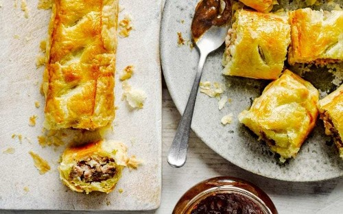 Angela Hartnett's guide to game: sausage rolls, wild boar pappardelle and more