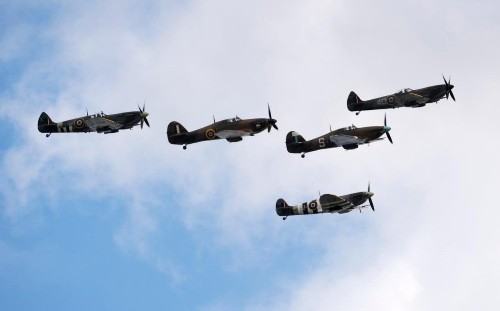 Plane difficult: Can you identify these RAF aircraft?