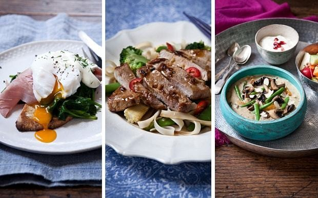 Eating the 5:2 way: healthy and delicious recipes for fasting days