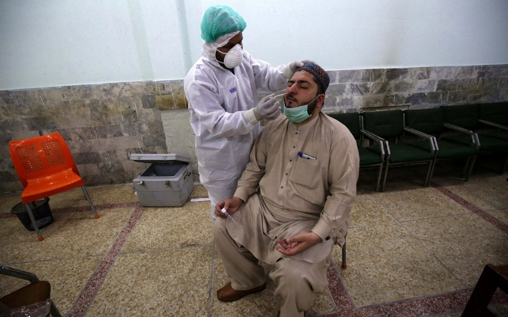 Pakistan plans nationwide coronavirus survey amid fears of massive undercounting of cases