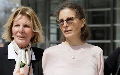 Seagram whisky heiress Clare Bronfman pleads guilty to role in Nxivm 'sex cult'