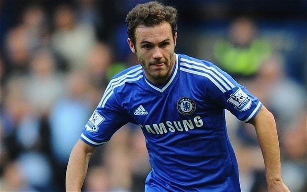 Juan Mata's £37million transfer to Manchester United accepted by Chelsea