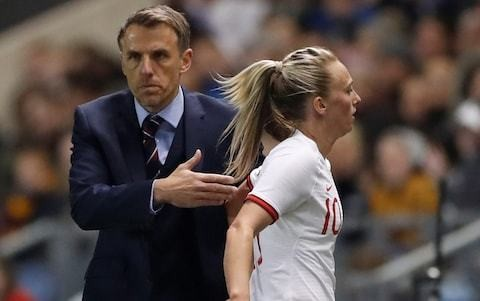 Toni Duggan: Pep Guardiola has inspired England's patient passing style under Phil Neville