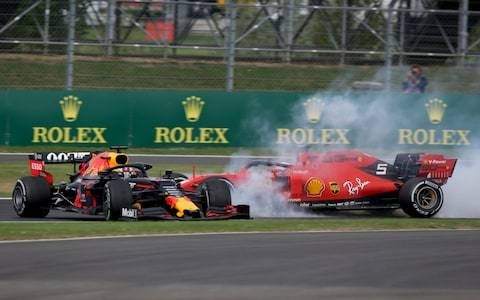 Sebastian Vettel appears a driver who has lost his way as rumours mount over early F1 exit