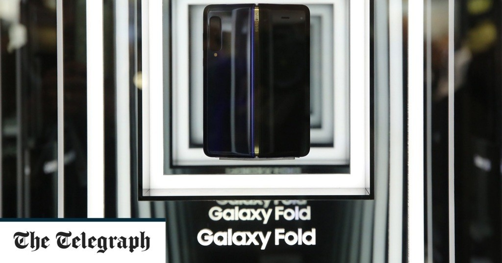 Samsung launches Galaxy Z Fold 2 smartphone after disasterous first attempt