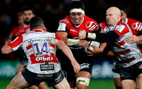 Gloucester denied as Bezy caps Toulouse's bruising comeback