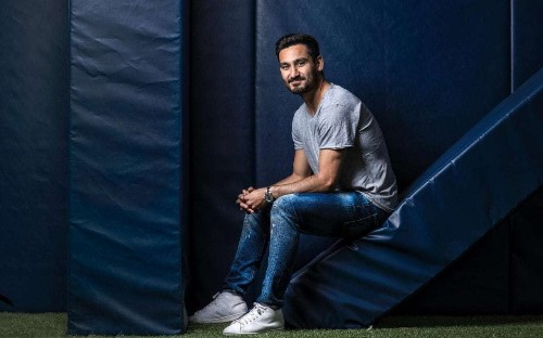 Ilkay Gundogan: 'Playing for Pep Guardiola at Manchester City is hard work but so much fun'