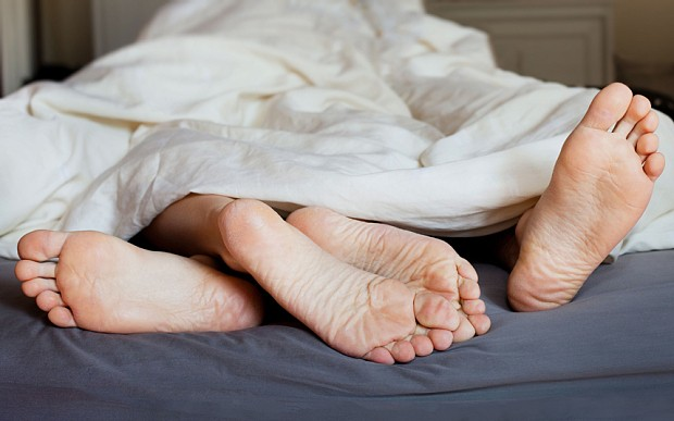Sex does not trigger heart attacks even after health scare