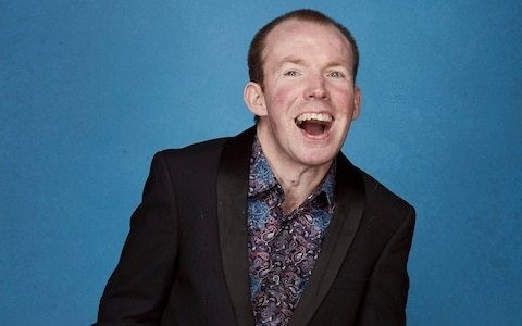 Lee Ridley: I'm like a cooler version of Stephen Hawking, but I never imagined I'd make it as a comedian