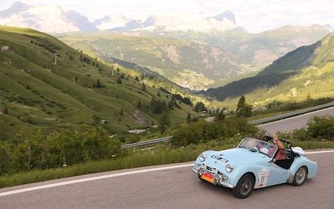 Blood, sweat and gears: the rough road to classic rally success