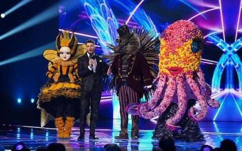 The Masked Singer final, review: This year's most preposterous show came to a kitschy climax